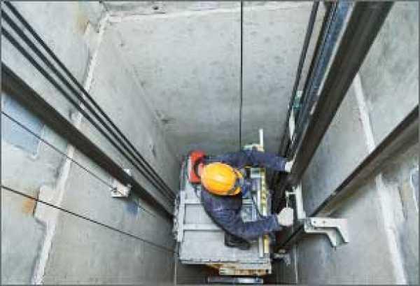 Aufzugsservice